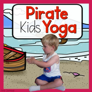 Pirate Themed Kids Yoga