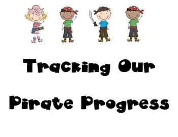 Pirate Themed Learning Scale (Marzano style)