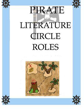 Pirate Themed Literature Circle-3rd grade