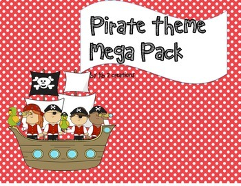 Pirate Themed Mega Pack