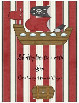 Pirate-Themed Multiplication with Six