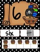 Pirate Themed Number Line 1-20