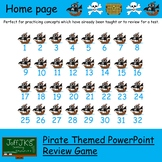 Pirate Themed PowerPoint Review Game