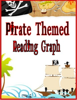 Pirate Themed Reading Graph