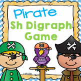 Sh Digraph Game PLUS A  Word Sort S H SH