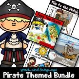 Pirate Themed Speech and Language Bundle