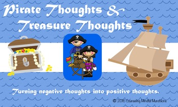 Pirate Thoughts and Treasure Thoughts: A Lesson in Positiv
