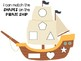 Pirate Tot School: Lesson Plans and Activity Pack