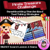 Pirate Standardized Test Taking Strategies & Tips Test Prep Game Lesson