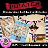 PIRATES Standardized Test Taking Strategies Lesson & Buccaneer Battle Game