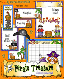 Pirate Treasure Classroom Theme Borders & Printables