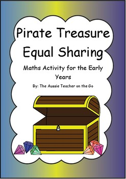 Pirate Treasure Equal Sharing