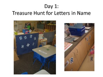 Pirate Treasure Hunt Activity