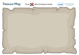 Pirate Treasure Map Activity
