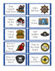 Pirate Treasure Reward Coupons - 50 Rewards for Classroom Management