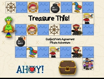 Pirate Treasures for Teachers