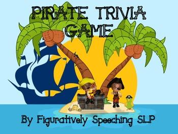 Pirate Trivia Game