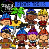 Pirate Trolls: Pirate Clipart {Creative Clips Clipart}