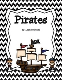 Pirate Unit (Includes nonfiction reading passages)