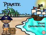 Pirate Vocal Exploration