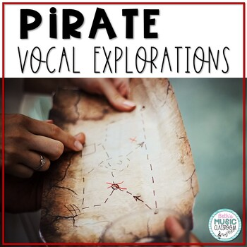 Pirate Vocal Explorations