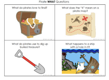 Pirate WH Questions - FREE