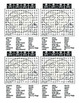 Pirate Word search