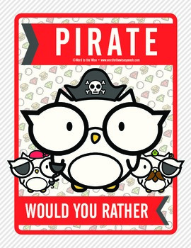 Pirate Would You Rather