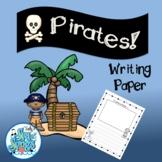 Pirate Writing Paper