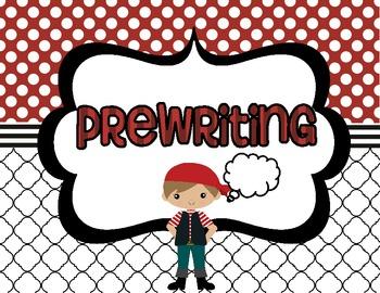Pirate Writing Process Pack