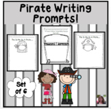 Pirate Writing Prompts