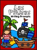 Pirate Writing Prompts EN