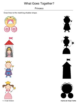 Pirate and Princess Dry Eraser Sheets