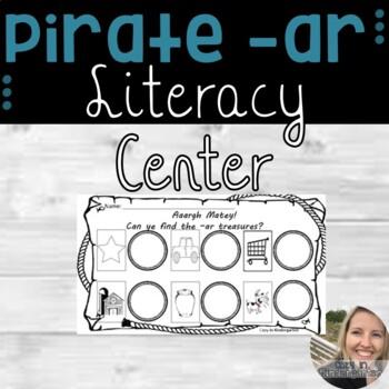 Pirate -ar literacy center