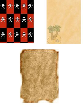 Pirate background papers