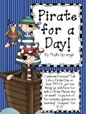 Pirate for a Day!