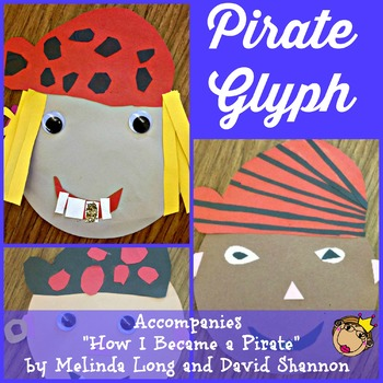 A Printable Pirate Glyph for Math and Writing