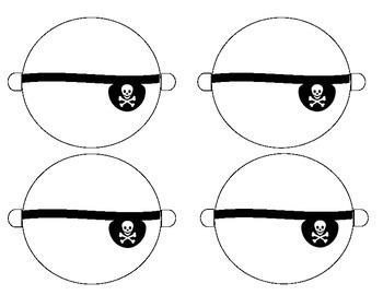 Pirate head craft