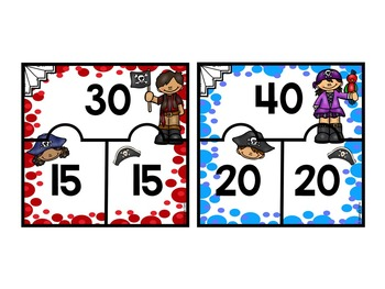 Pirate puzzles  ~Free~