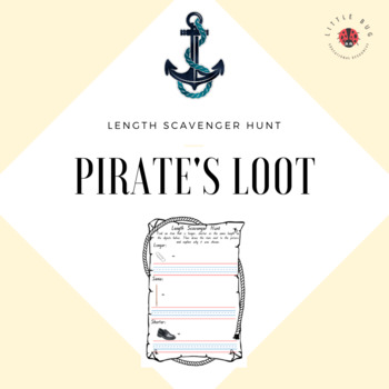 Pirate's Loot - Comparing Length