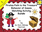 Pirate's Path to the Treasure- Behavior of Gases Matching