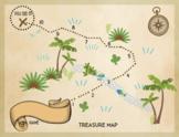 Pirate's Treasure Goal Chart