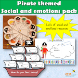 Pirate social and emotional pack