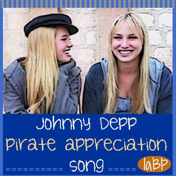 Pirate pop song: funny lyrics teach tolerance