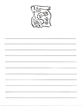 Pirate thematic unit worksheets