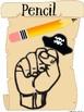 Pirate theme Hand Signals