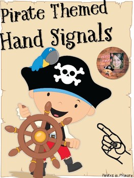 Pirate theme Hand Signals