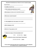 Pirate themed Open House Form