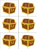Pirate treasure chest correspondence