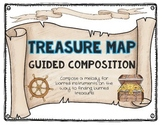 Pirate Treasure Map Guided Composition for Xylophone, Reco